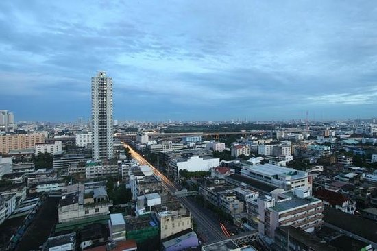 Bangkok City Hotel : From 20th floor