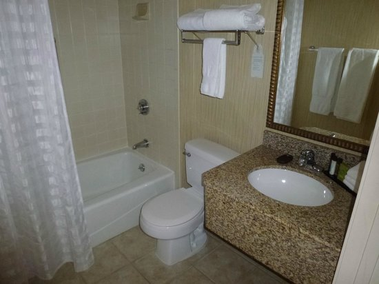 Embassy Suites by Hilton San Luis Obispo : Our Room