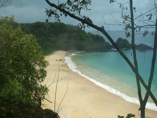 Pousada Mar Azul: Praia do Sancho