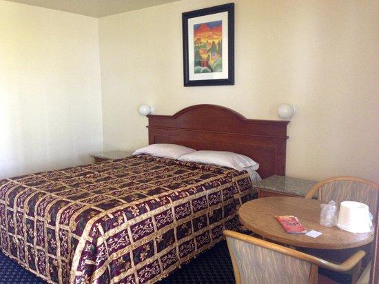 Hollywood La Brea Motel: camera
