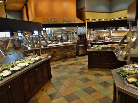 Great Salad Bars Also Picture Of Wood Grill Buffet