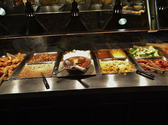 Wood Grill Buffet: More of the great selection.