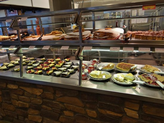 Great dessert selection picture of wood grill buffet for Food bar harrisonburg