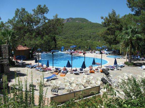 Montana Pine Resort: never overcrowded with 3 pools