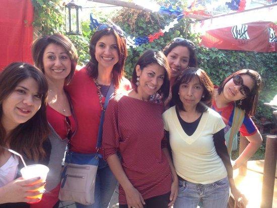 chicas en santiago
