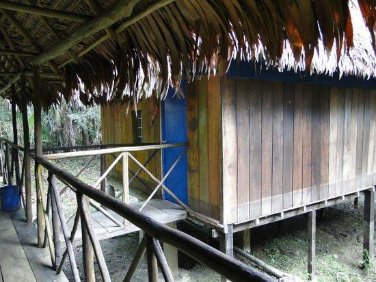 Muyuna Amazon Lodge : Cabin