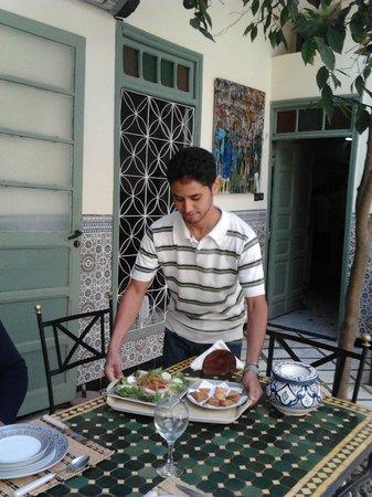Dar Limoun Amara : Simohammed, a young gentleman