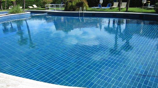 Hotel Villa Edy: Tès belle piscine