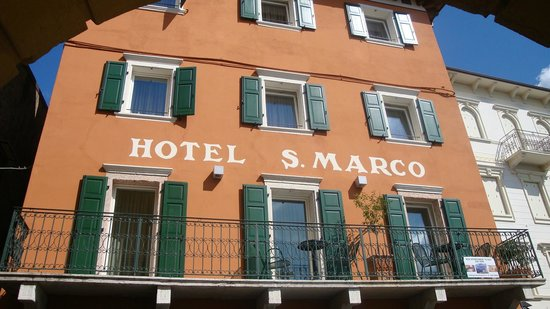 Hotel San Marco: View of Hotel