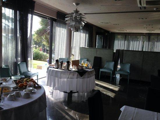 Hotel Arupinum: Breakfast buffet