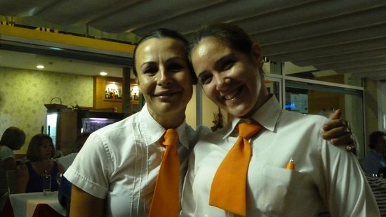 Real Canoa - Bruno´s: Lovely friendly staff