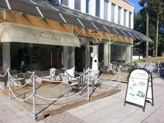 Fereshteh Konditori Cafe Vasteras Restaurant Reviews Photos