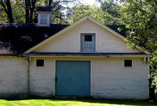 Ralph Waldo Emerson House: Emerson carriage house