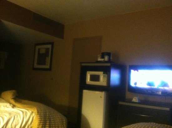 Quality Inn & Suites Denver Stapleton: Room 436