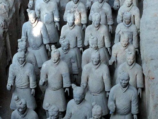 พิพิธภัณฑ์สุสานจิ๋นซี: Terra Cotta Warriors