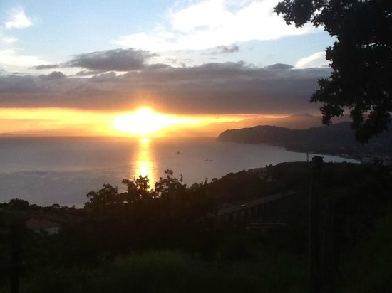 Agriturismo Santa Margherita : Alba a Santa Margherita