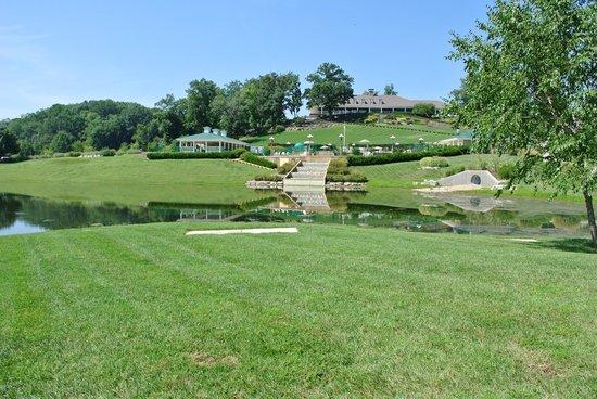 Osage National Golf Club: The Golfclub