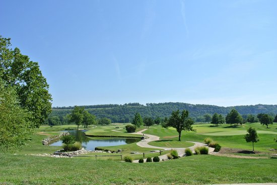 Osage National Golf Club: The Golfcourse