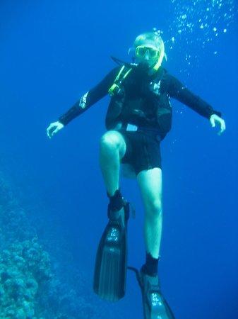 Sea Dancer Dive Center: `sick boy`