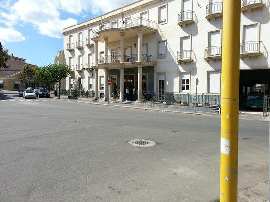 Mariano IV palace hotel: von außen