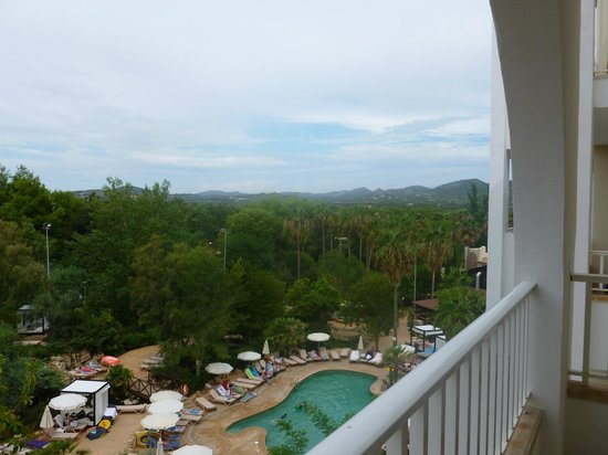 Protur Safari Park Aparthotel : View from our room