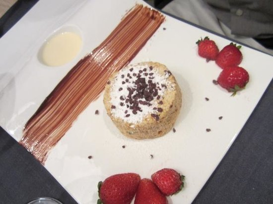 Georges - seafood: Pudding