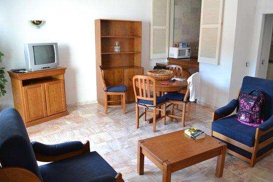 Algarve Gardens: lounge