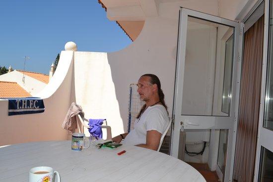 Algarve Gardens: balcony
