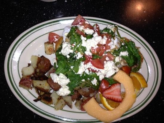 Firehouse Grill : Breakfast Sauté