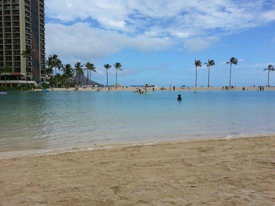 Waikiki Marina Resort at the Ilikai: Lagoon