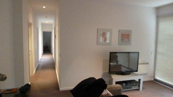 Apartments at Glen Waverley: Living