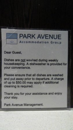 Glenview Glen Waverley Apartments: Notice 5