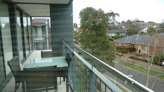 Apartments at Glen Waverley: Balcony