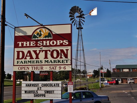 ‪The Shops at Dayton Farmers Market‬