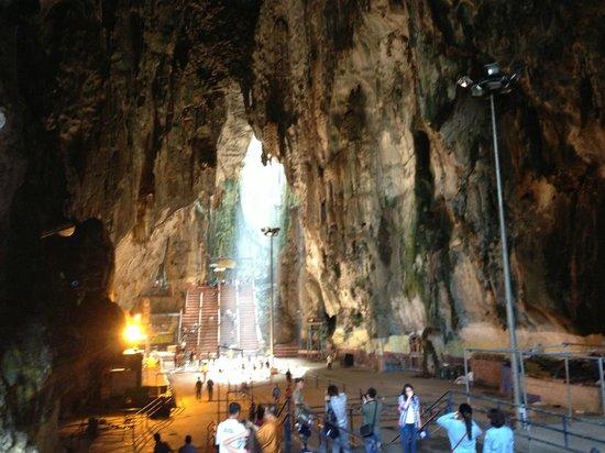 Batu Caves: La cueva