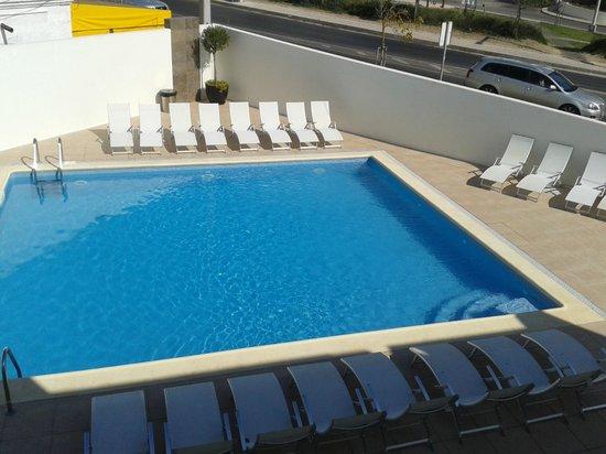 Villas Mare Residence: Pool area