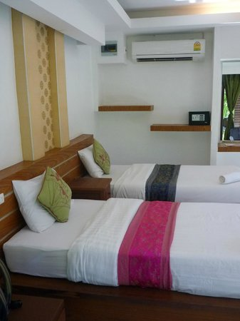 AC Resort : Bungalow