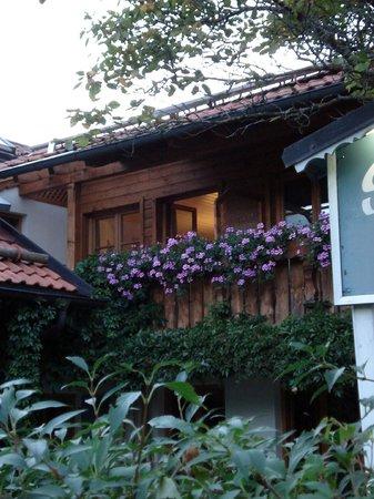 Suzanne's : camera due con vista sul giardino