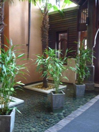 Mercure Samui Chaweng Tana Hotel: entrance