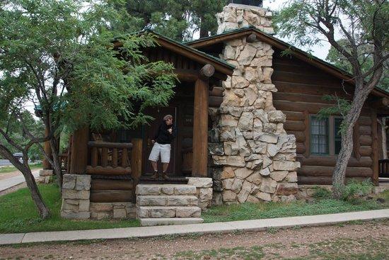 Cabin at Grand Canyon North Rim