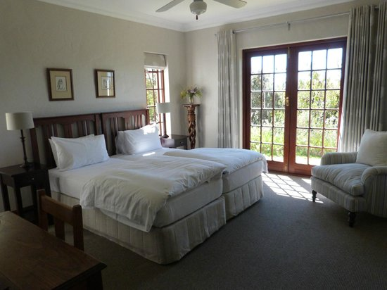 Fynbos Ridge Country House & Cottages: Second bedroom