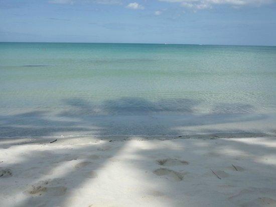 Mercure Samui Chaweng Tana Hotel: beacharea