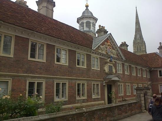 The Close: Salisbury