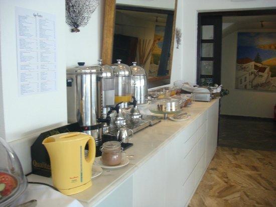 Hotel Perrakis : Το πρωινό