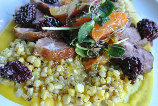 HoDo Lounge: Duck with Corn