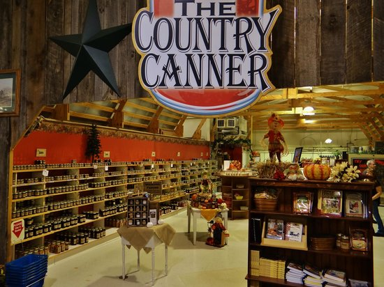 Shenandoah Heritage Market: Great Canner!