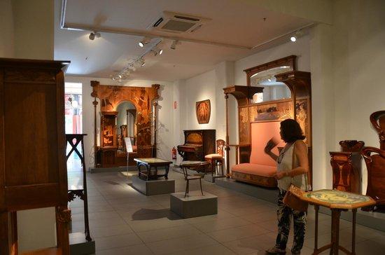 Museum of Modernism : Muebles de ensueño