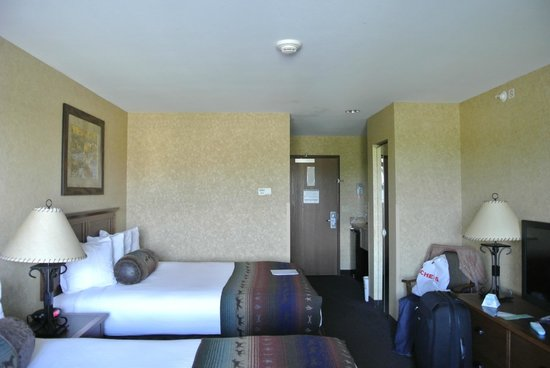 Best Western Plus Kelly Inn & Suites: Bedroom
