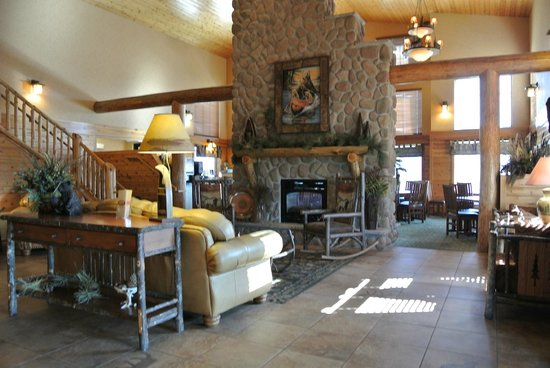 Best Western Plus Kelly Inn & Suites: Lobby