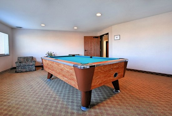 BEST WESTERN Hermiston Inn: Pool Table